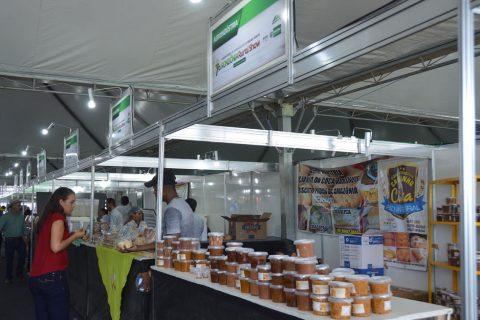 Expo-feira da Agroindústria no Palácio Rio Madeira