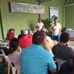 Emater-RO coordenada encontro de cafeicultores de Presidente Médici
