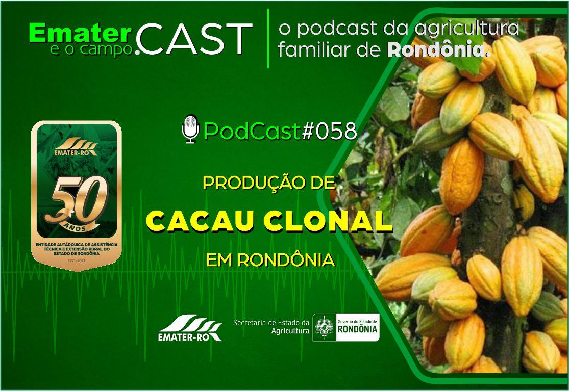 PodCast#058-Cacau Clonal-SELO