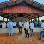 Técnicos da Emater-RO visitam propriedade que é referencia em sustentabilidade e qualidade na produção do café